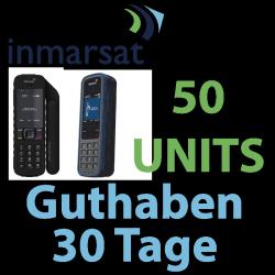 Inmarsat Prepaid voucher 50...
