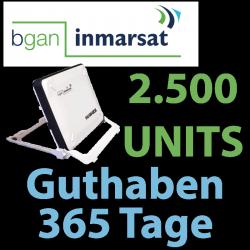 Inmarsat BGAN Prepaid 2500...