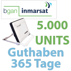 Inmarsat BGAN Prepaid 5000...
