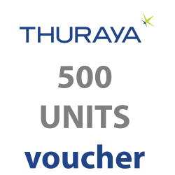 Thuraya Prepaid 500 Units...