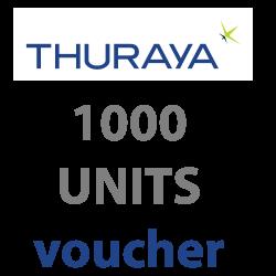 THURAYA Prepaid 1000 Units...