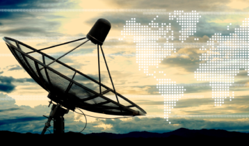 satellite telecom internet services worldwide for mobile and stationary use
