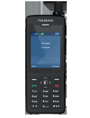 Mieten Sie bei uns das Thuraya XT PRO zu günstigen Preisen
