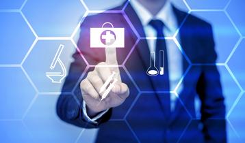 Healthcare Continuity Services bleiben mit Satinternet online
