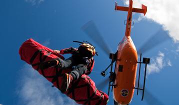 satellitentelefonie Global Rescue, GEOS weltweit von überall gerettet werden