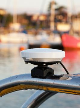 Mit YB Tracking im Iridium Netz on the road und maritim