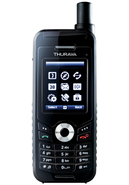 Satphone Thuraya XT