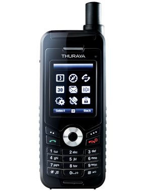 Satphone Thuraya XT