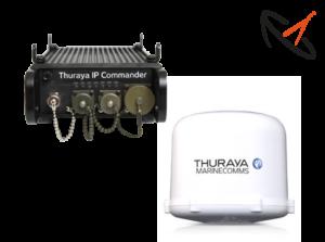 Thuraya für Segel und Motoryacht für FB3 Ausrüstung
